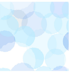 seamless pattern with funny subtle transparent vector image vector image