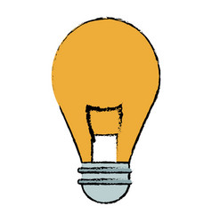 Bulb light electric creativity idea innovation vector