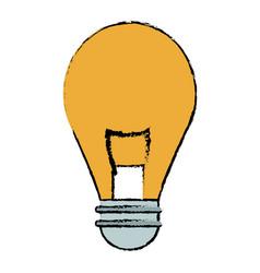 Bulb light electric creativity idea innovation vector
