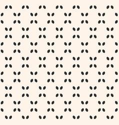 minimalist seamless pattern geometric texture vector image