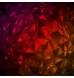 Rumpled abstract background EPS 8 vector image vector image