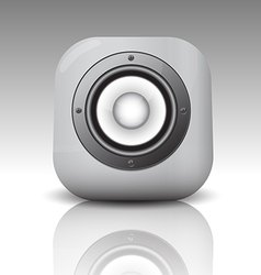 Audio speaker3 vector image