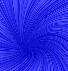 Blue asymmetrical vortex design background vector