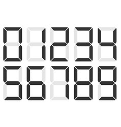 Creative of calculator liquid vector