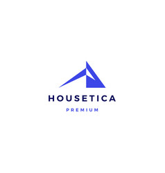 house home mortgage roarchitect logo icon vector image
