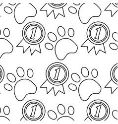 Pet icon image vector