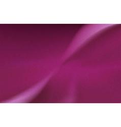 Pink silk background vector image