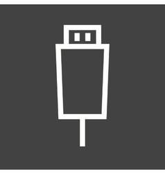 Settings Input HDMI vector image
