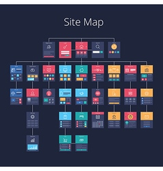 Site map 02 pr vector