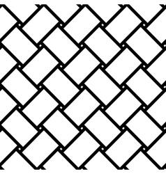 Wicker texture vector image