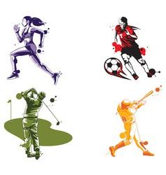 Sports vector