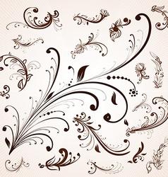 Vintage Calligraphic Design vector
