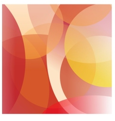 colorful smooth twist vector image