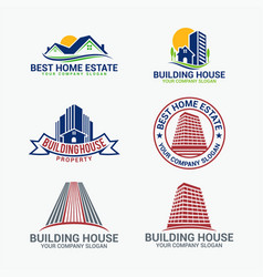 Realestate 5 vector