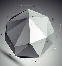 Spatial digital eps8 backdrop dimensional vector image