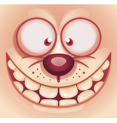 Animal Face vector image