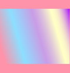 Holographic rainbow texture vector
