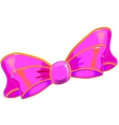Mothers Day Bow vector