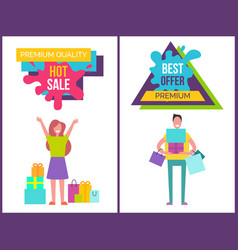premium quality hot sale best vector image