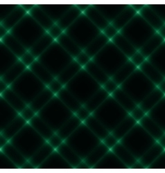 Green stylish fantasy background vector image vector image