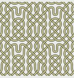 celtic ornament vector image