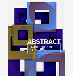 Geometric minimal abstract background with vector