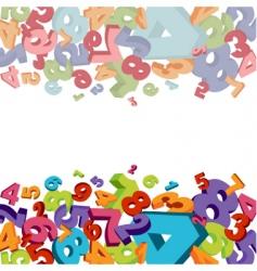 3d letters vector
