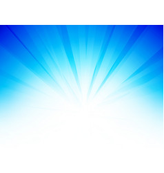 abstract sky blue background vector image