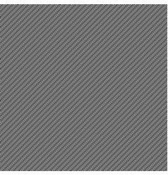 hypnotic waves black white seamless pattern vector image