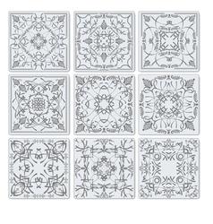 al 0903 tiles vector image