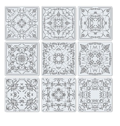 Al 0903 tiles vector
