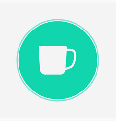 cup icon sign symbol vector image