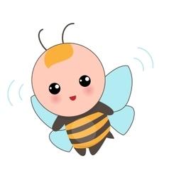 Babies Of Bee Suit vector image vector image