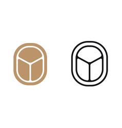 Amulet logo vector
