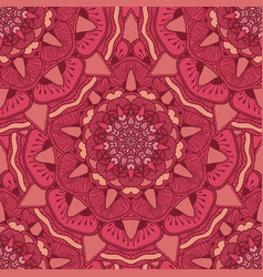 seamless texture beautiful colored pattern vector image