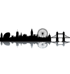 london cityscape vector image vector image