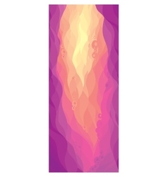 abstract pink purple background vector image
