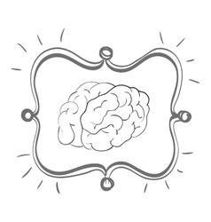 Big idea icon vector image