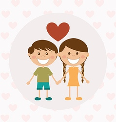 child design vector image