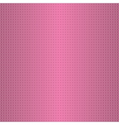 dotted pink pattern vector image