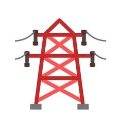 Power Line vector image