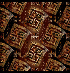 modern geometric seamless pattern background vector image