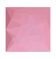 Rosy Brown Abstract Low Polygon Background vector