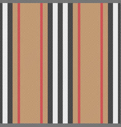 Striped fashion seamless pattern vector