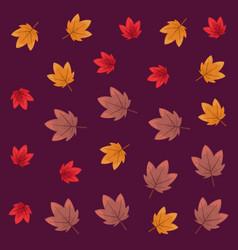 happy thanksgiving celebrate vector image