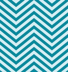 Turquoise Blue V Shape Chevron Background vector image