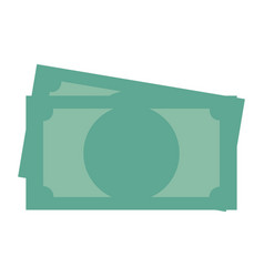 Big dollar bill vector