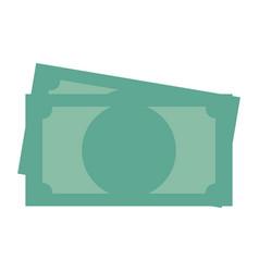 Big dollar bill vector