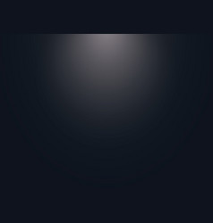 dark blue background with lighting on top vector image