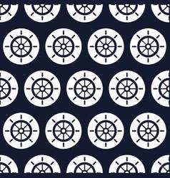 maritime mood pattern vector image vector image